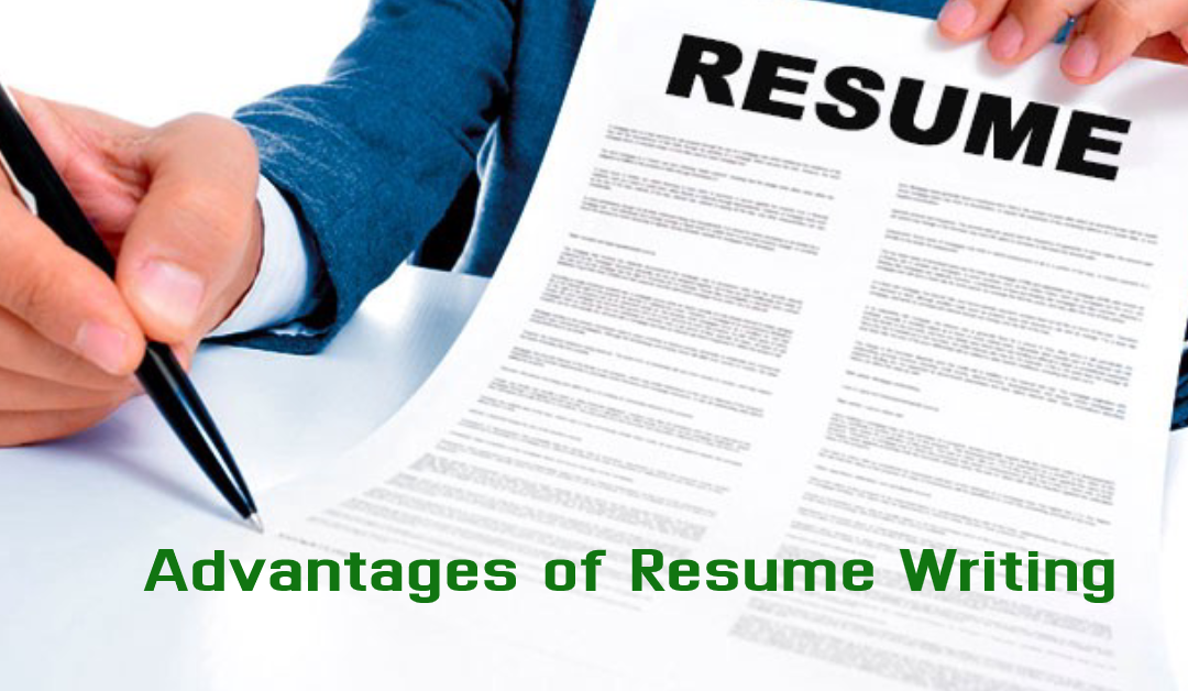 What Are The Advantages Of Resume Writing Services Tanager Writing